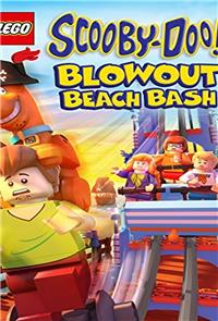 Lego Scooby-Doo! Blowout Beach Bash (2017) 1080p Poster