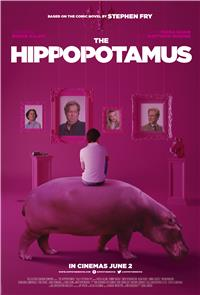 The Hippopotamus (2017) 1080p Poster