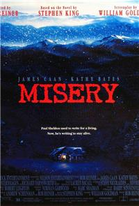 Misery (1990) 1080p Poster