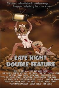 Late Night Double Feature (2016) 1080p Poster