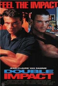 Double Impact (1991) poster