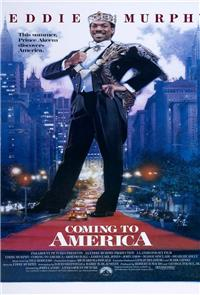 Coming to America (1988) 1080p Poster