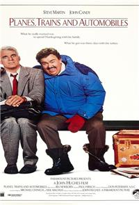Planes, Trains and Automobiles (1987) poster