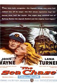 The Sea Chase (1955) Poster