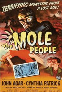 The Mole People (1956) 1080p Poster