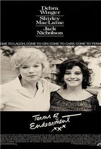 Terms of Endearment (1983) 1080p Poster