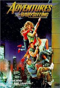 Adventures in Babysitting (1987) Poster