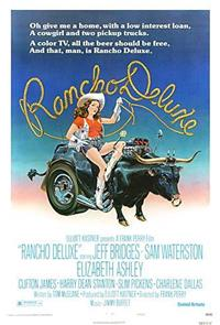Rancho Deluxe (1975) Poster