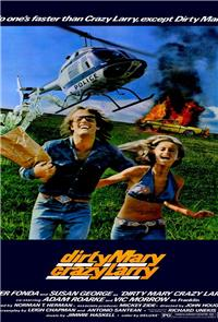 Dirty Mary Crazy Larry (1974) Poster