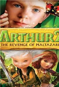 Arthur and the Revenge of Maltazard (2009) 1080p Poster