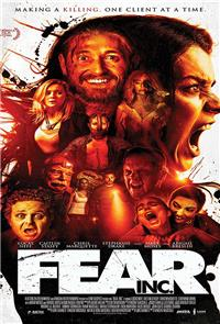 Fear, Inc. (2016) poster
