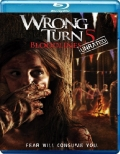 Wrong Turn 5 UNRATED (2012) Poster