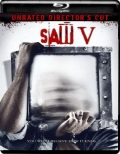 Saw V UNRATED (2008) 1080p Poster