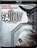 Saw IV UNRATED (2007) 1080p Poster