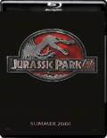 Jurassic Park III (2001) 1080p Poster