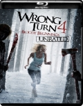 Wrong Turn 4 UNRATED (2011) 1080p Poster
