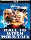 Race to Witch Mountain (2009) 1080p Poster