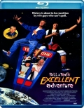 Bill & Ted's Excellent Adventure (1989) Poster