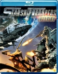 Starship Troopers: Invasion (2012) Poster