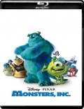 Monsters, Inc. (2001) 1080p Poster