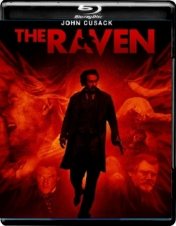 The Raven (2012) 1080p Poster