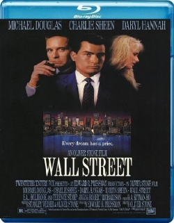 Wall Street REMASTERED (1987) Poster