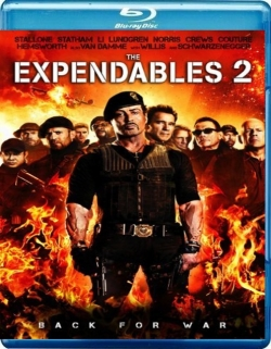 The Expendables 2 (2012) Poster