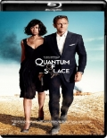 James Bond: Quantum of Solace (2008) 1080p Poster