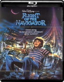 Flight of the Navigator (1986) 1080p Poster