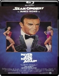 James Bond: Never Say Never Again (1983) 1080p Poster