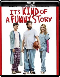 It's Kind of a Funny Story (2010) 1080p Poster
