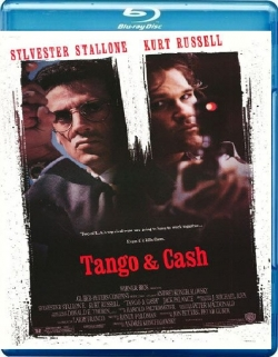 Tango and Cash (1989) Poster