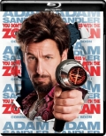 You Don't Mess with the Zohan (2008) 1080p Poster