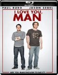 I Love You, Man (2009) 1080p Poster