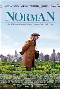 Norman: The Moderate Rise and Tragic Fall of a New York Fixer (2017) poster