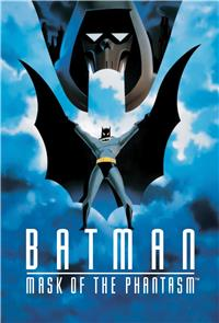 Batman: Mask of the Phantasm (1993) 1080p Poster