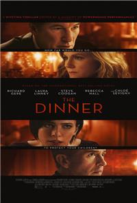 The Dinner (2017) 1080p poster