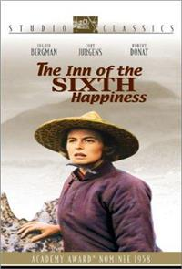 The Inn of the Sixth Happiness (1958) poster
