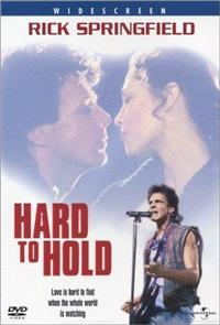 Hard to Hold (1984) poster