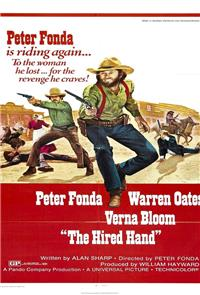 The Hired Hand (1971) 1080p Poster