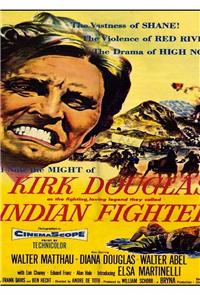 The Indian Fighter (1955) Poster