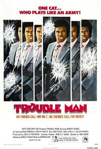 Trouble Man (1972) Poster