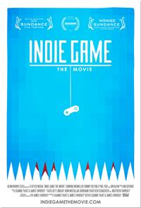 Indie Game: The Movie (2012) Poster