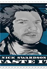 Nick Swardson: Taste It (2015) Poster