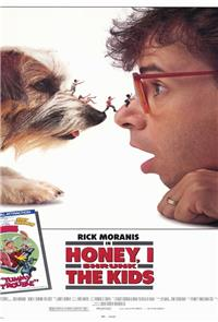 Honey, I Shrunk the Kids (1989) 1080p Poster