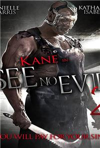 See No Evil 2 (2014) Poster