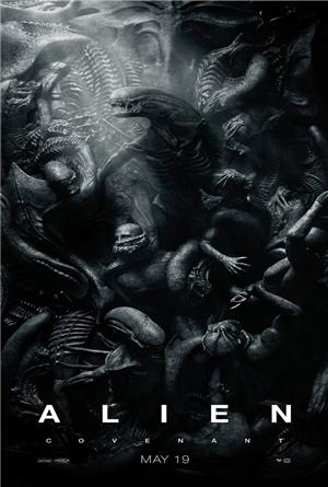 Alien: Covenant (2017) 1080p Poster