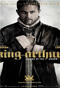 King Arthur: Legend of the Sword (2017) 3D Poster