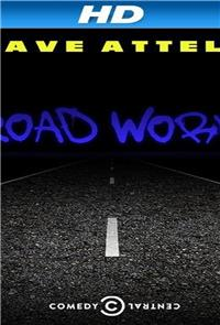 Dave Attell: Road Work (2014) Poster