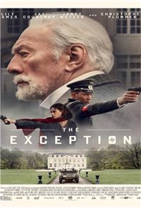 The Exception (2017) 1080p Poster